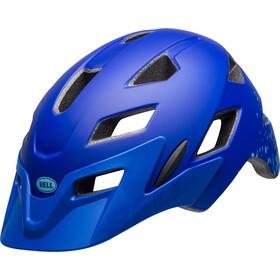 Bell Sidetrack Helmet Youth matte pacifc/sky